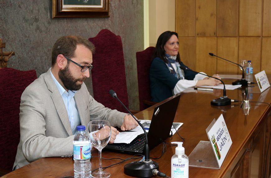 El Colegio de Abogados de Jaén organiza ocho actividades formativas en el primer cuatrimestre del año